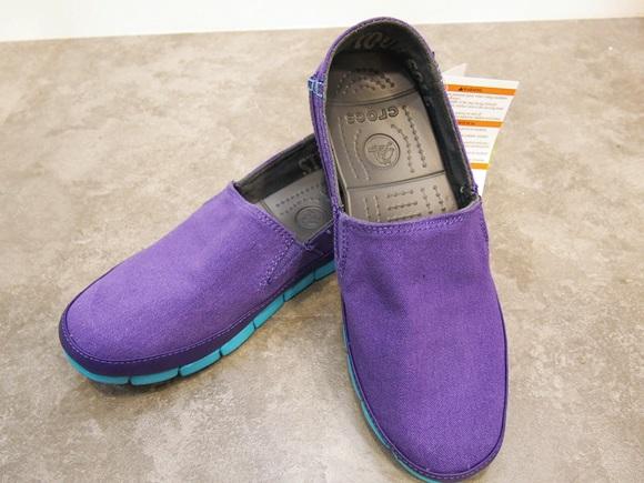 クロックスのストレッチ ソール ローファー ウィメン stretch-sole-loafer-w