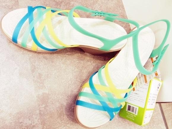 ワラチェ サンダル ウェッジ ウィメン huarache sandal wedge w