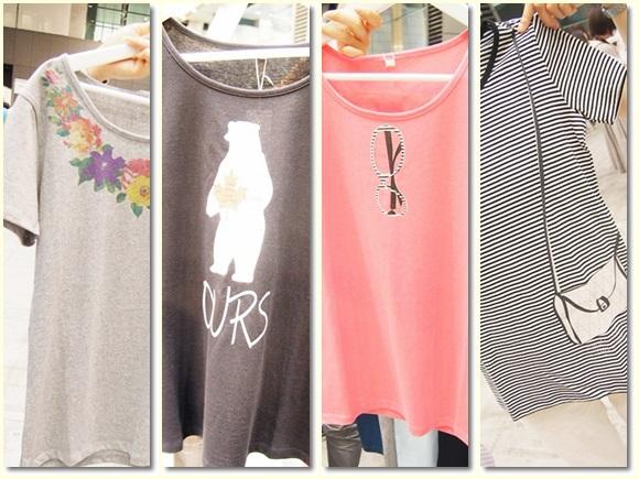 ベルメゾン プリントTシャツ bellemaison-tshirt