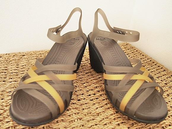 ワラチェ サンダル ウェッジ ウィメン crosc-huarache sandal wedge w