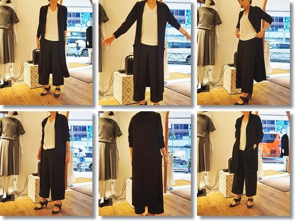 plst-Long cardigan