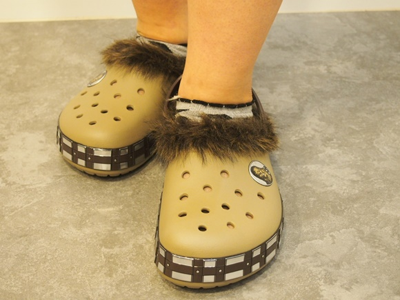 crocs-starwars