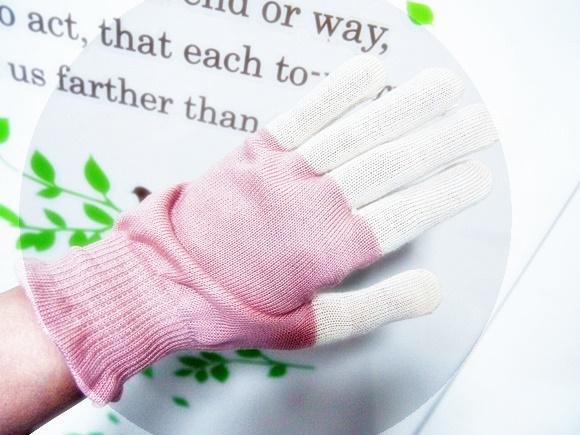 米ぬか靴下 かかとケア 手袋 効果 口コミ 評判 (6)