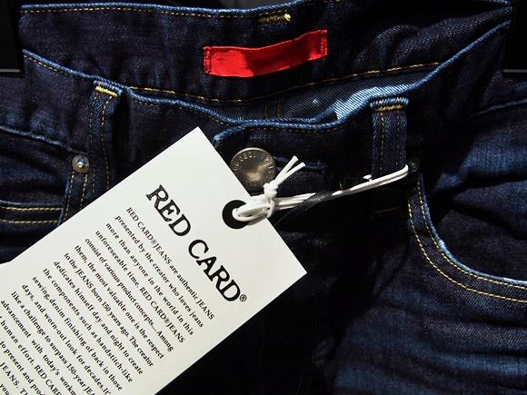 レッドカード RED CARD デニム レディース ボーイフレンド PLST 口コミ (10)