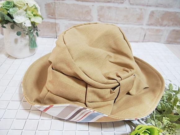 ベルメゾン 帽子 レディース