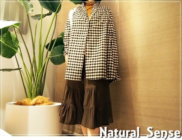 ナチュラルセンス レディースファッション