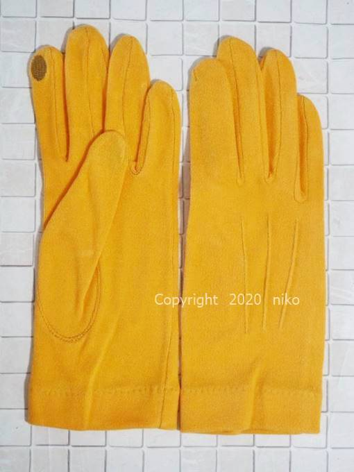 ドゥクラッセ Doガード・抗ウイルス保湿手袋 デザイン