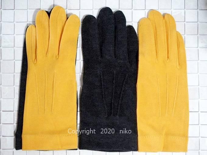 ドゥクラッセ Doガード・抗ウイルス保湿手袋 サイズ