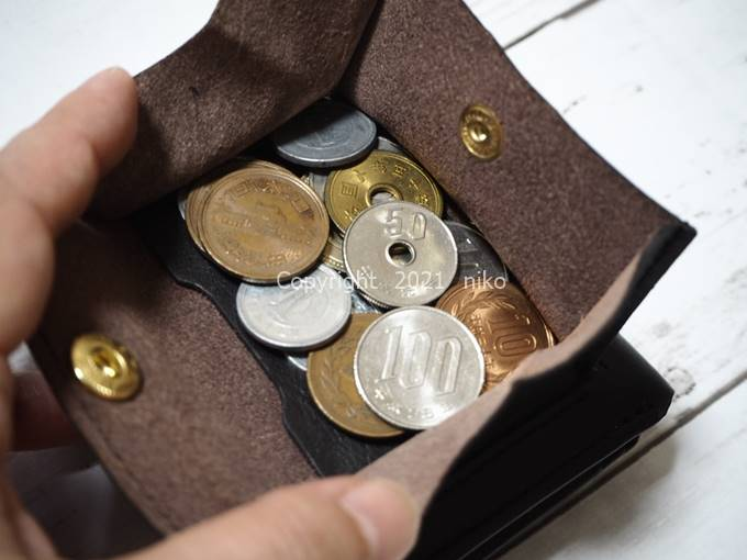 LIFE POCKET Mini Wallet3 硬貨 小銭入れ ボックス
