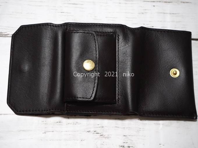 LIFE POCKET Mini Wallet3 レザー 牛革