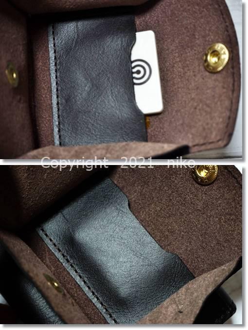LIFE POCKET Mini Wallet3 なくさない 落とし物財布 見つかる