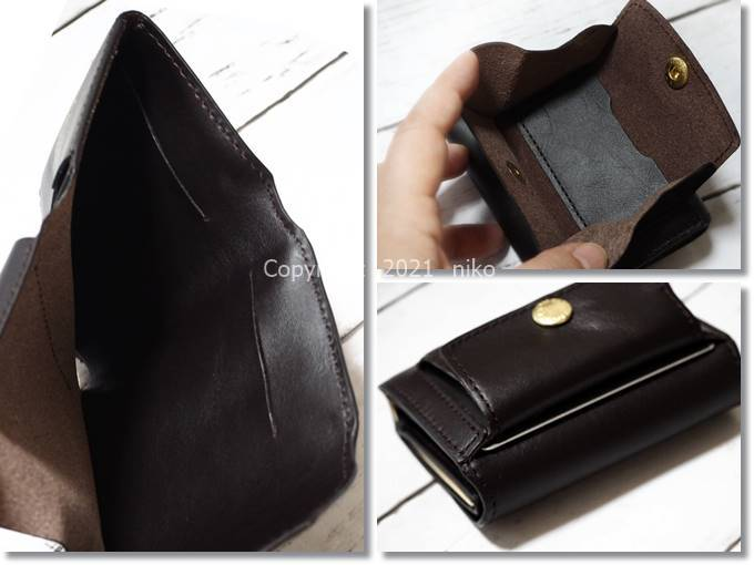 LIFE POCKET Mini Wallet3 カード入れ 収納